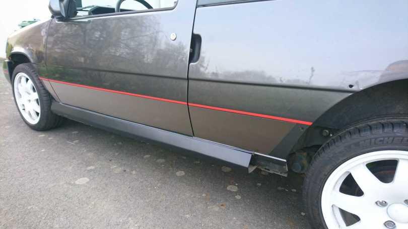 Autocollant GT Turbo phase 1